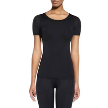 Women's Sports T-Shirt BAS BLACK Electra