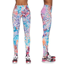 Women's Sports Leggings BAS BLACK Caty 90