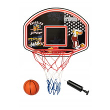 Basketball Hoop w/ Backboard & Ball Spartan