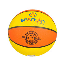 Basketball Ball SPARTAN Florida - Orange-Yellow