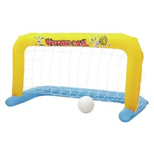 Inflatable Water Polo Goal & Ball Bestway - Yellow