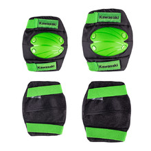 Children's Protector Set Kawasaki Purotek - Green