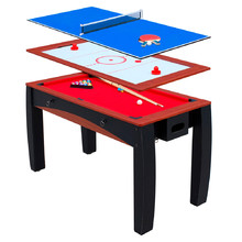 Multi Game Table WORKER 3-in-1