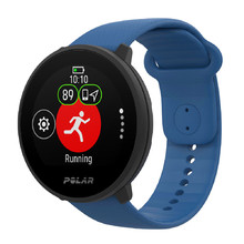Sports Watch Polar Unite Blue