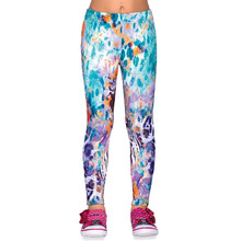 Children's Leggings BAS BLEU Bibi - Multi-Coloured