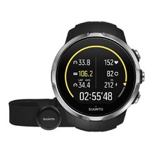 Sports Watch SUUNTO Spartan Sport Black HR