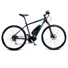 Cross E-Bike 4EVER Blueline AC E-Cross – 2017
