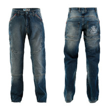Men's Moto Jeans PMJ Boston Swot - Blue