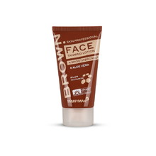 Tanning Lotion Tanny Maxx Brown Face + Smooth Bronzer 50ml