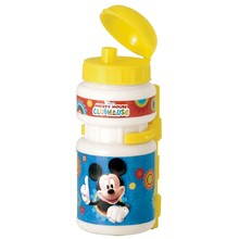 Mickey Mouse set - plastic bottle + plastic holder