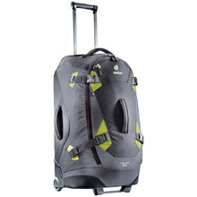 Travel Bag DEUTER Helion 80 - Black-Green