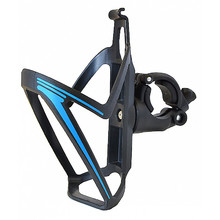 Cyklošvec Bottle cage Nexelo - Black-Blue