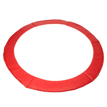 Pad for trampoline 430 cm, red color