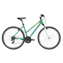 "Women's Cross Bike KELLYS CLEA 30 28"" – 2019 - Bermuda Mint"