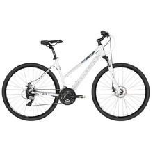 "Women's Cross Bike KELLYS CLEA 70 28"" – 2019 - White"