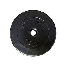Cement Weight Plate inSPORTline CEM 5 kg