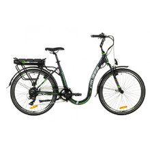 Urban E-Bike with Low Frame Tube Crussis e-City 2.5 – 2020