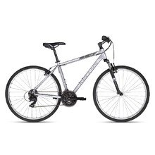 "Men's Cross Bike KELLYS CLIFF 10 28"" – 2018 - Silver"