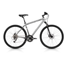 "Men's Cross Bike KELLYS CLIFF 90 28"" – 2017 - Silver"