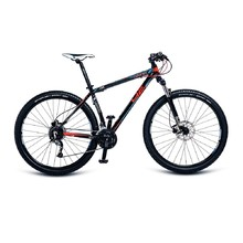 "Mountain Bike 4EVER Convex 29"" – 2017 - Black-Orange"