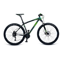 "Mountain Bike 4EVER Convex 29"" – 2017 - Black-Green"