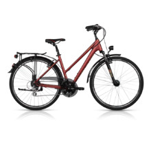 "Women's Trekking Bike KELLYS CRISTY 40 28"" – 2017"