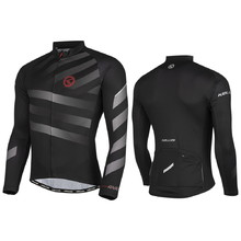 Long-Sleeved Cycling Jersey Kellys Rival