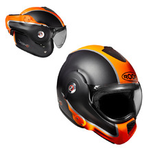 Motorcycle helmet ROOF Desmo - Orange