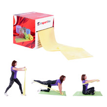 Resistance Band inSPORTline Morpo Roll 45 X-Light (by the metre)