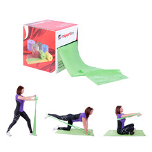Resistance Band inSPORTline Morpo Roll 45 Light (by the metre)