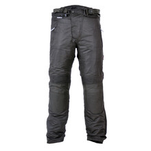 Man moto trousers ROLEFF Textile - Black