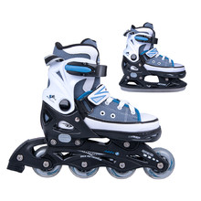 Boys Skates 2in1 Action Gondo Blue