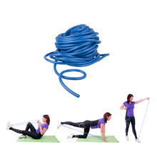 Resistance Tube Band inSPORTline Morpo Roll 30 Heavy (by the metre)