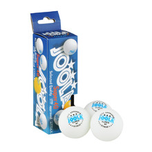 Set of balls Joola Super 40 - White
