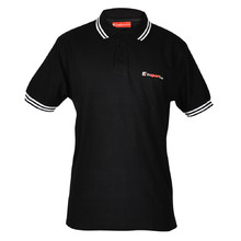 Sports shirt inSPORTline Polo - Black