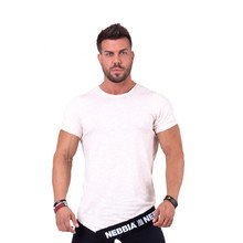 Men's T-Shirt Nebbia Be Rebel! 140 - Light Brown