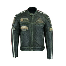 Motorcycle Jacket B-STAR 7820 - Olive Tint