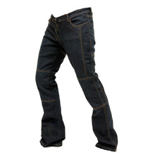 Women's Motorcycle Jeans Spark Desert Rose - Blue