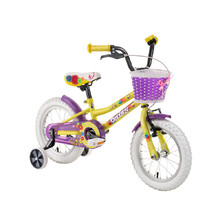 "Children's Bike DHS Daisy 1602 16"" – 2019 - Yellow"