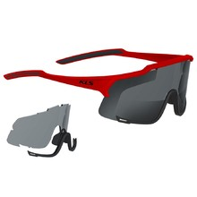 Cycling Sunglasses Kellys Dice - Red