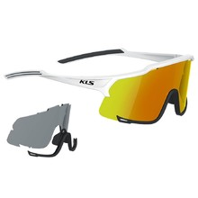 Cycling Sunglasses Kellys Dice - White