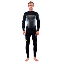 Men's Neoprene Suit Aqua Marina Element - Black