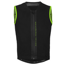 Spine Protector/Vest Etape Back Ride - Black-Green