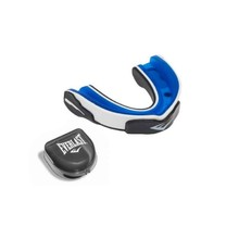 Mouthguard Everlast EverGel - Black-Blue