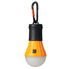 LED Tent Lamp Munkees - Orange