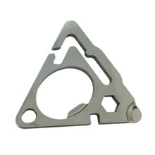 Multi-Purpose Triangle Tool Munkees Stainless