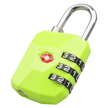 Suitcase Lock Munkees TSA Diamond