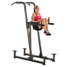 Vertical Knee Raise/Dip/Chin & Pull-Up Station Body Solid Fusion FCD