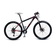 "Mountain Bike 4EVER Fever 27.5"" – 2017 - Black-Red"