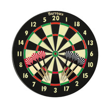 Paper Coil Dartboard Harrows World Champion Family Dart Game